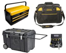 Bolsas y cajas para herramientas